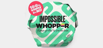 Burger King's legal defense in Impossible Whopper case – it never said they were vegan