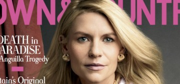 Claire Danes recently 'dropped out of social media': 'It just got to be too loud'