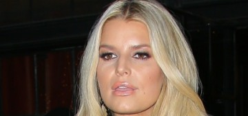 Jessica Simpson had a tummy tuck (which almost killed her) before her third pregnancy