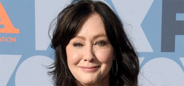 Shannen Doherty kept breast cancer recurrence secret: people say their goodbyes