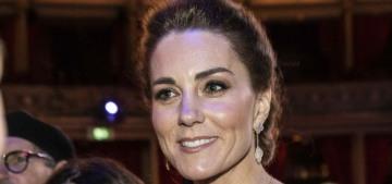 The Duke & Duchess of Cambridge were displeased with all the BAFTA 'jokes'