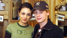 Did everyone know that Mila Kunis & Macaulay Culkin are dating?