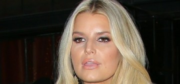 Jessica Simpson on love: 'It was like I was addicted to being wanted'