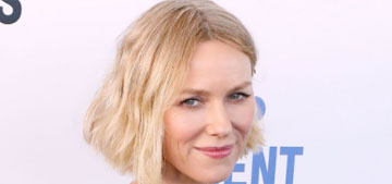 Naomi Watts in Chanel at the Spirit Awards: fabulous flapper or falls flat?