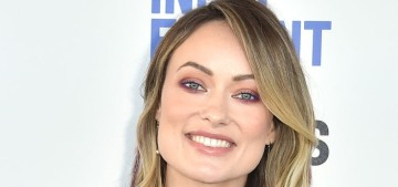 Olivia Wilde in a boho Fendi at the Spirit Awards: lovely or washed-out?