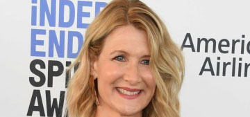 Laura Dern wins the Oscar for Best Supporting Actress for 'Marriage Story'