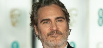 Joaquin Phoenix wins the Oscar for Best Actor for 'Joker'