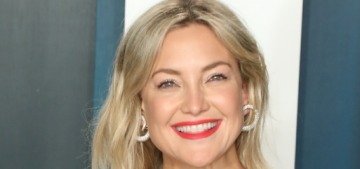 Kate Hudson in Vivienne Westwood at the VF Oscar party: actually really good?