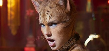 2020 Razzie nominations include Cats and The Haunting of Sharon Tate