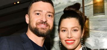 Justin Timberlake is 'bending over backwards' to get Jessica Biel to 'forgive' him