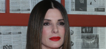 Sandra Bullock says she'll move down the street when her kids go to college
