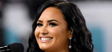 Demi Lovato got an angel and dove tattoo for her spiritual awakening