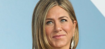Jennifer Aniston 'spent a lot of time' talking to Jon Hamm at an Oscar party, huh