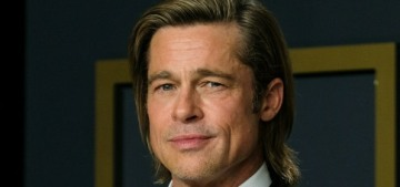 Brad Pitt's 'slower personal life' has 'worked wonders' for him professionally