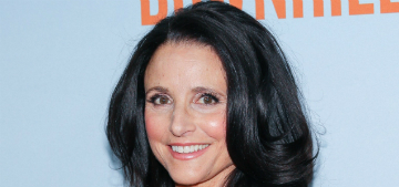 Julia Louis Dreyfus: The planet will be fine because humans will go extinct