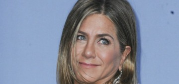 Jennifer Aniston & Brad Pitt think it's 'hysterical' that fans want their reunion