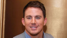Channing Tatum worked as a stripper for a year – includes video (NSFW)