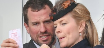 VF: Peter & Autumn Phillips have 'no plans for a quickie divorce'