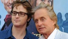 Cameron Douglas' girlfriend arrested for slipping him heroin in a toothbrush