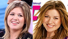 """""""Self's"""" bitchy statement about photoshopping Kelly Clarkson"""