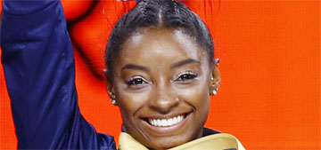 Simone Biles:  criticism of my body has 'gotten me down at times'
