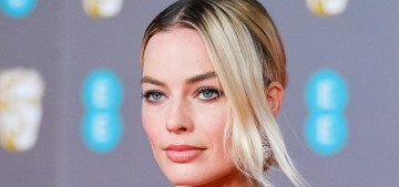 Margot Robbie wants to have the Sussexes over for dinner when they're in LA