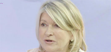 Martha Stewart opens up about prison: 'that was a terrible time'