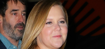 Amy Schumer got one normal embryo out of 35 eggs harvested