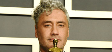 Taika Waititi on not thanking many people for his Oscar: I did all the typing