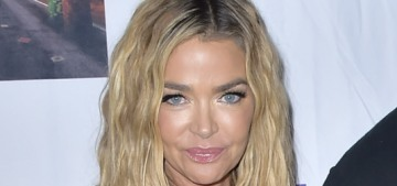 Denise Richards denies having an open marriage, says she's '100% monogamous'