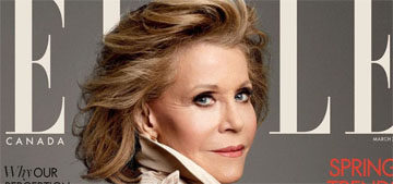 Jane Fonda: I can't pretend I'm not vain, but I'm not getting any more plastic surgery