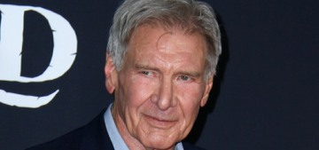 Harrison Ford is eating clean, no meat or dairy, just 'vegetables & fish'