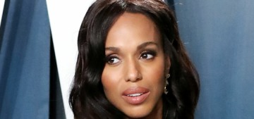 Kerry Washington: 'There was a lot of focus in the '90s on being 'color-blind""