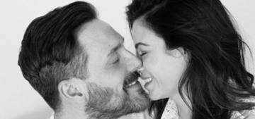 Jenna Dewan is engaged to Steve Kazee, her ring is from Nikki Reed's company