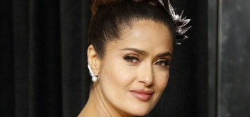 Salma Hayek says she doesn't 'have Botox': is she telling the truth?