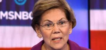 Elizabeth Warren destroyed Michael Bloomberg at last night's Dem Debate