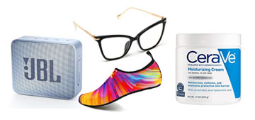 The best all over moisturizer, a dress to cosplay Queen Letizia & cute cateye glasses