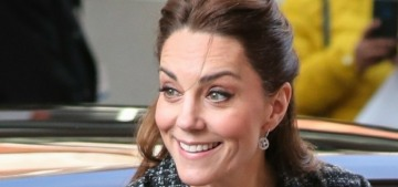 Duchess Kate & the Middletons really want people to take the five-question survey