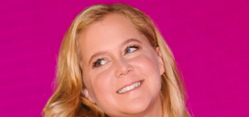 Amy Schumer posts her first parent hack video: Baby in a Box