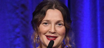 Drew Barrymore on body acceptance: 'I have stood in my closet and just cried'