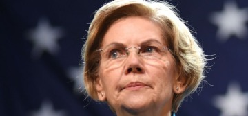 Elizabeth Warren shows Mike Bloomberg how to release his victims from NDAs