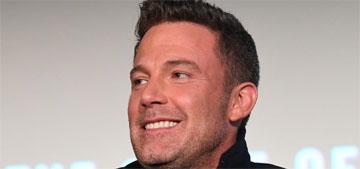 Ben Affleck on Jennifer Lopez: 'She had her biggest hit movie at 50. That's baller'