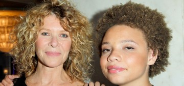 Steven Spielberg & Kate Capshaw are 'embarrassed' about Mikaela's career choice