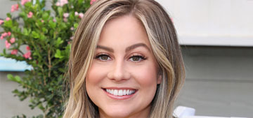 Shawn Johnson was worried her eating disorder would come back during her pregnancy