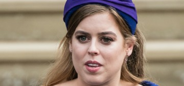 Princess Beatrice is on a 'strict diet' & taking barre classes ahead of her wedding