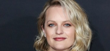 Elisabeth Moss wore Tom Ford to the 'Invisible Man' premiere: cute or meh?