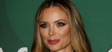 Georgina Chapman's still dating Adrien Brody, and Harvey Weinstein's still despicable