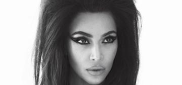 """Kim Kardashian, Cher & Naomi Campbell cover CR Fashion Book"" links"
