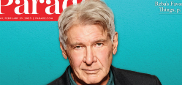Harrison Ford says his marriage secret is 'Don't talk. Nod your head'