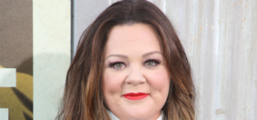 Melissa McCarthy: 'We're drawn to each other because of our weird character quirks'
